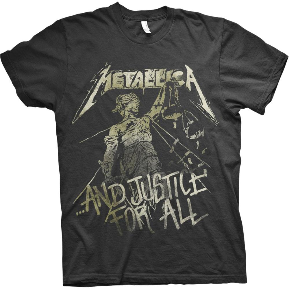 METALLICA Justice Vintage