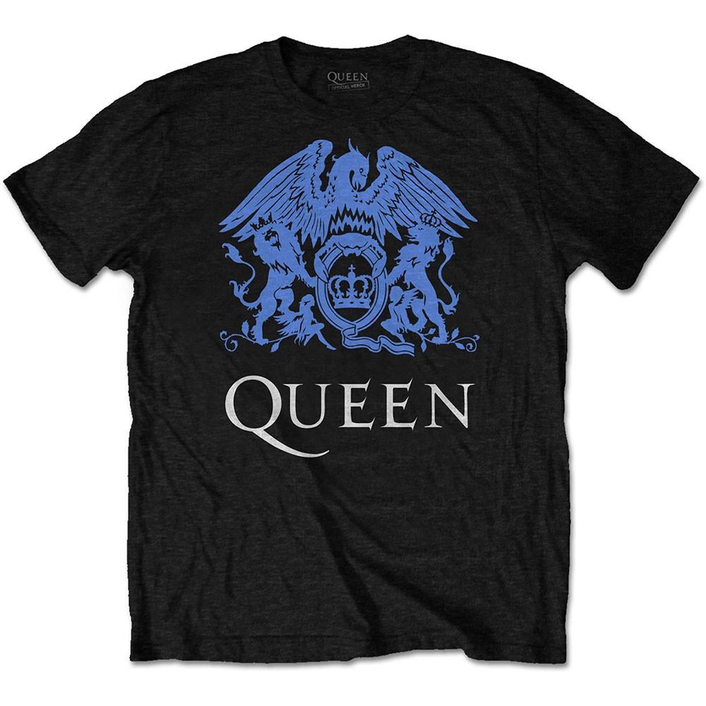 QUEEN Blue Crest