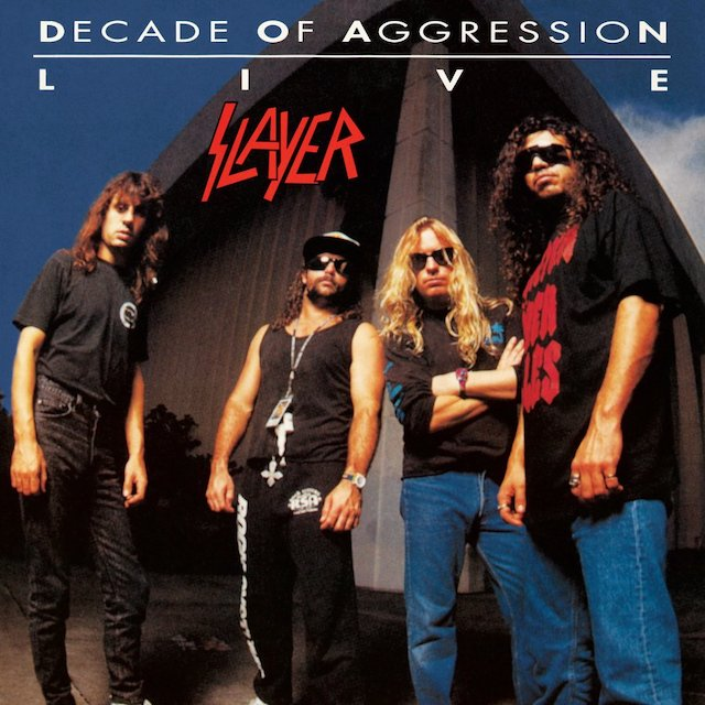 SLAYER Live Decade Of Aggression