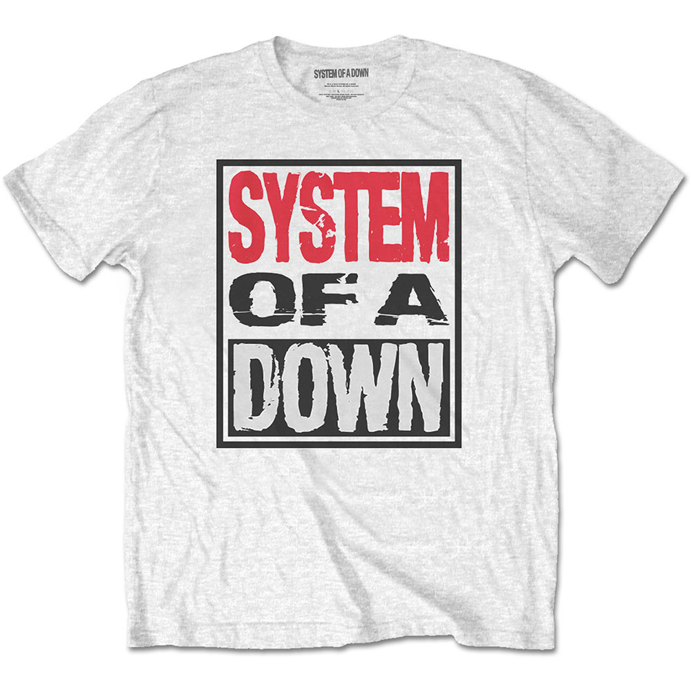 SYSTEM OF A DOWN Triple Stack Box