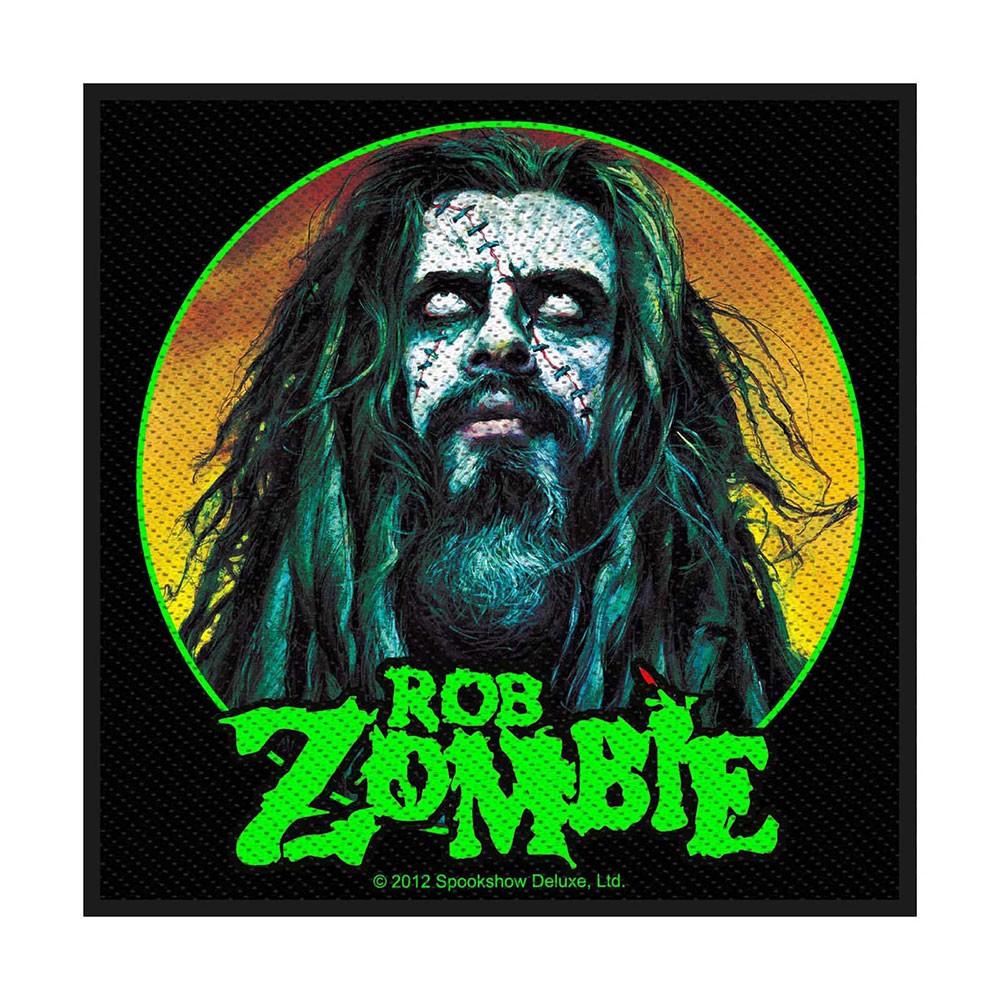 ROB ZOMBIE Zombie Face