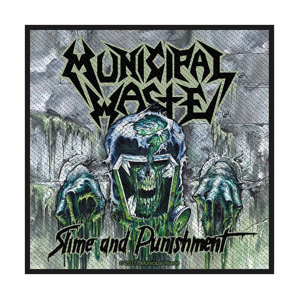 MUNICIPAL WASTE Waste Slime And Punishment