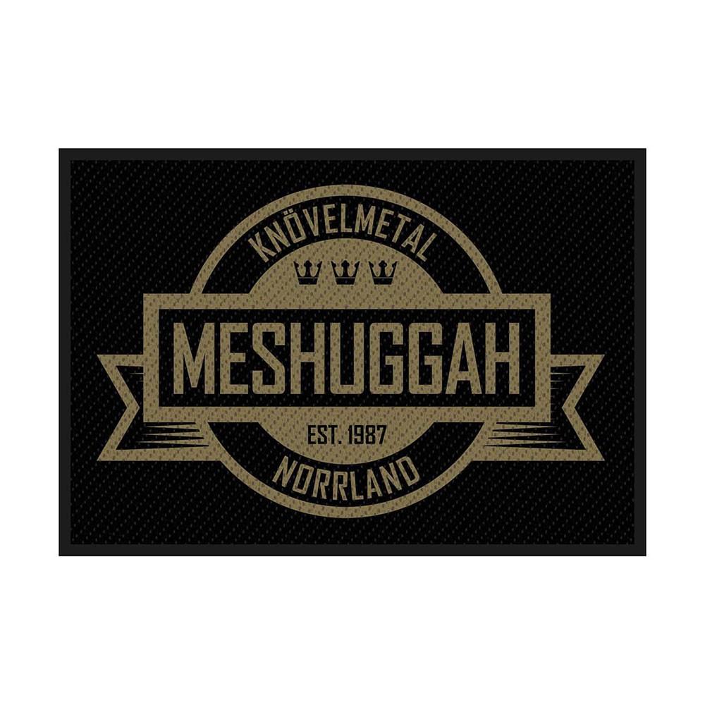 MESHUGGAH Crest