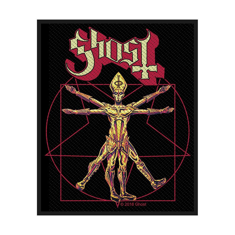 GHOST The Vitruvian Ghost
