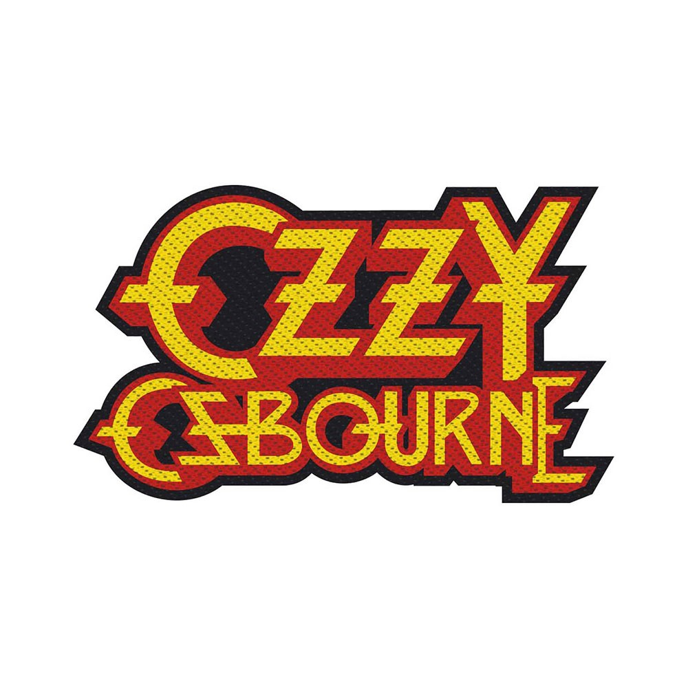 OZZY OSBOURNE Logo Cut Out