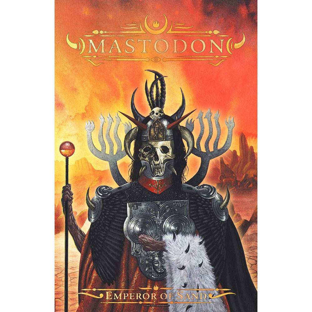 MASTODON Empire Of Sand