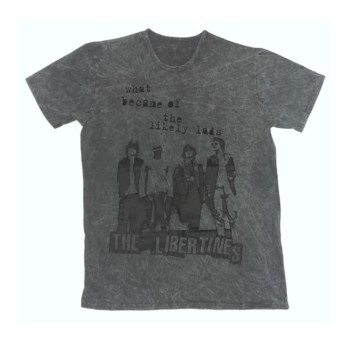THE LIBERTINES Likely Lads With Puff Print Finishing