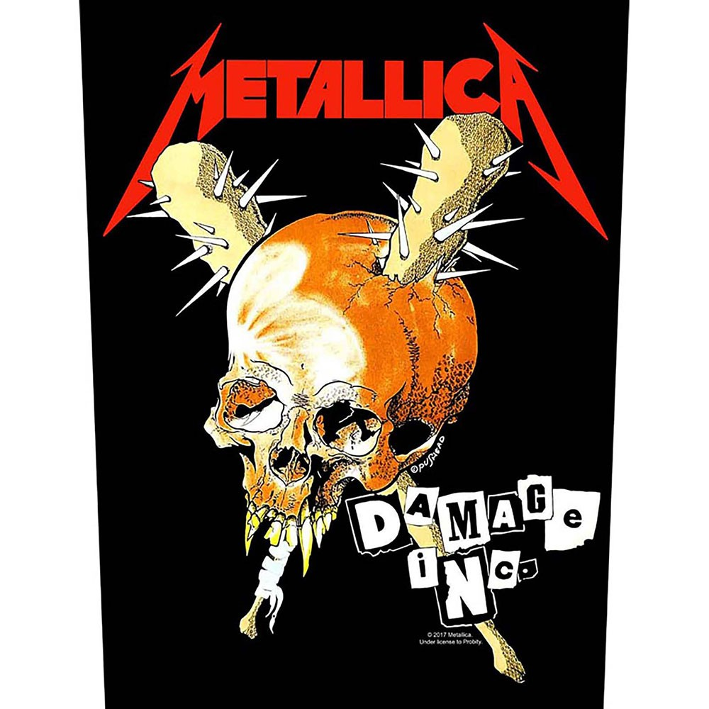 METALLICA Damage Inc