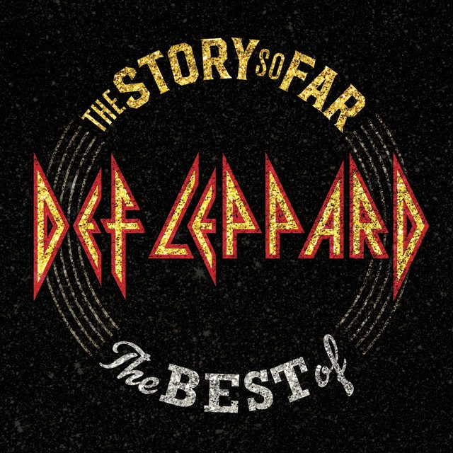 DEF LEPPARD The Story So Far The Best Of