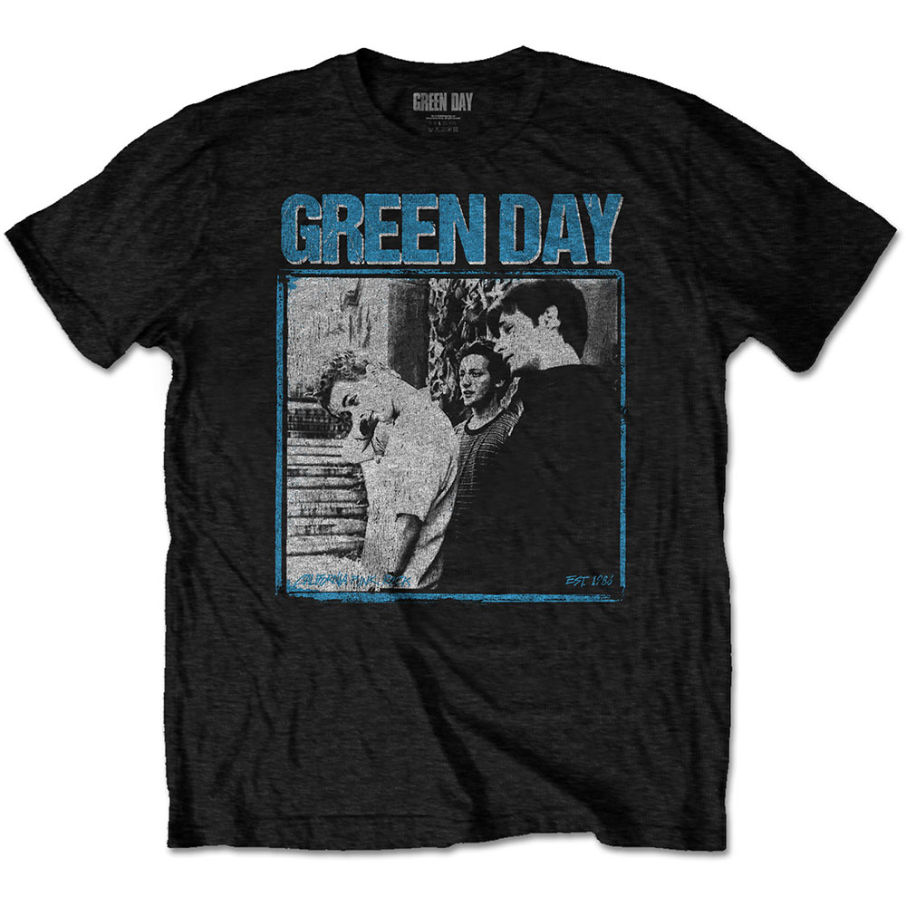 GREEN DAY Photo Block