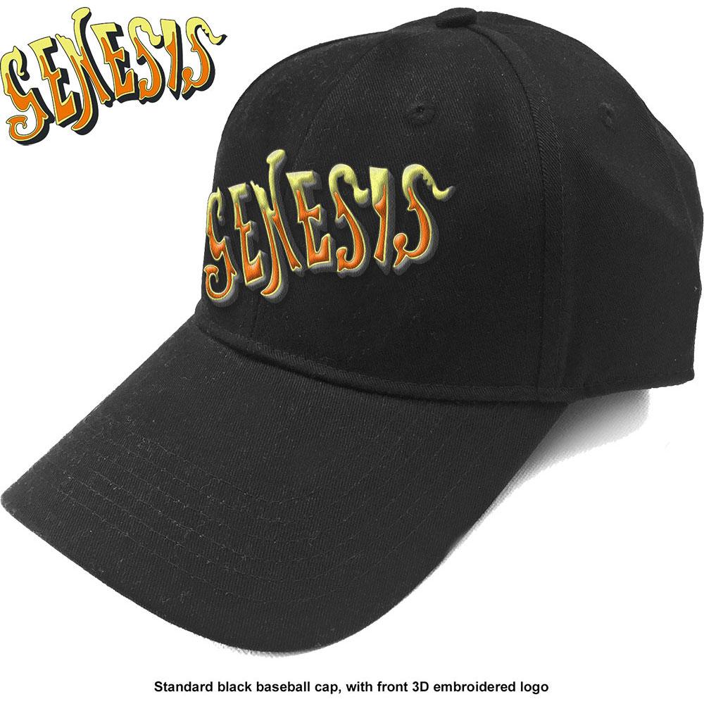 GENESIS Orange Classic Logo
