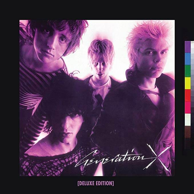 GENERATION X Generation X