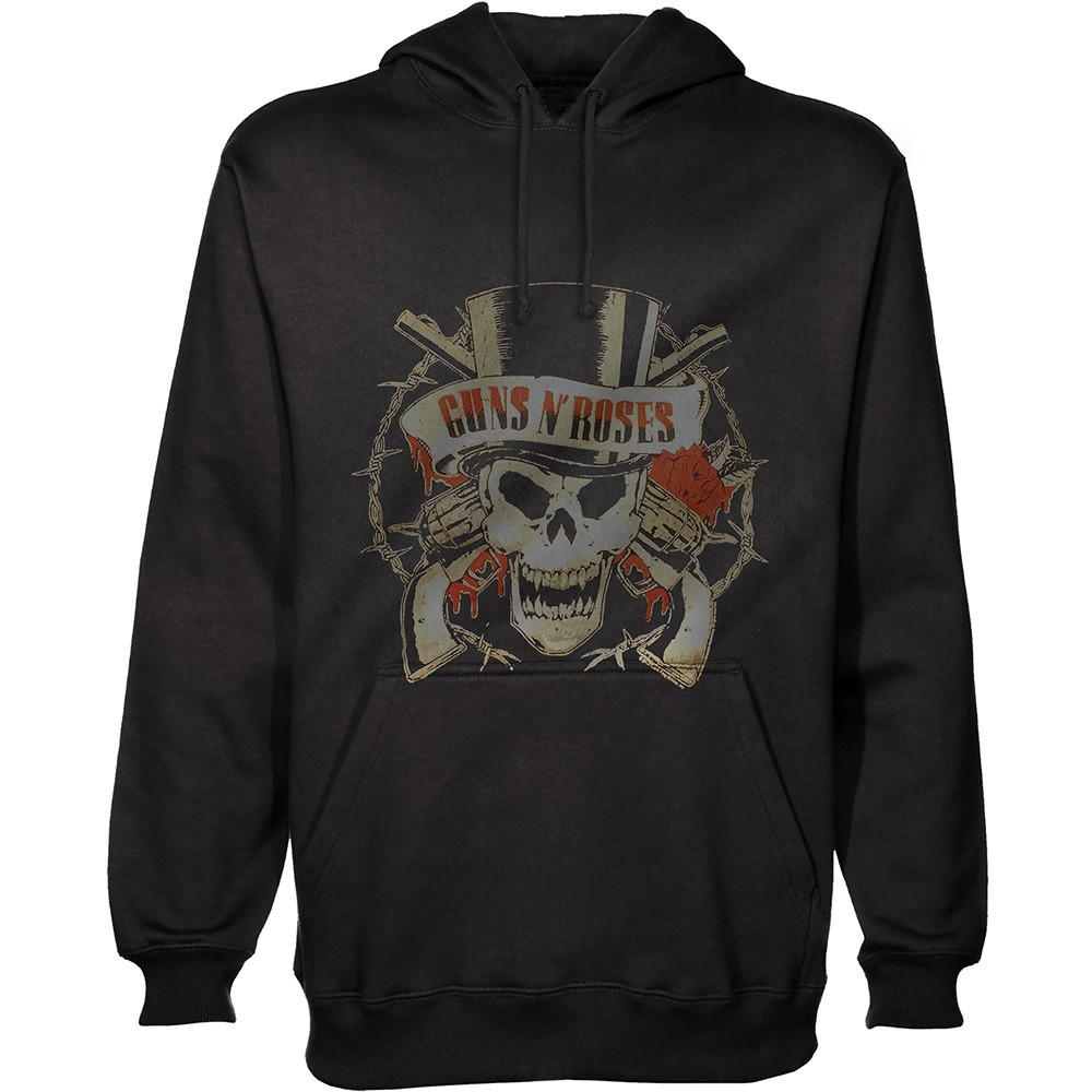 GUNS N ROSES Distressed Skull
