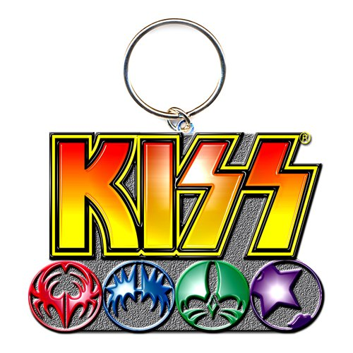 KISS Logo and Icons