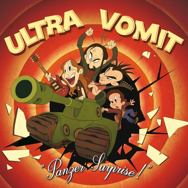 ULTRA VOMIT Panzer Surprise