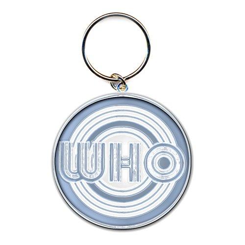 THE WHO Circles Logo