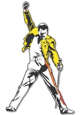 Mercuy, Freddie