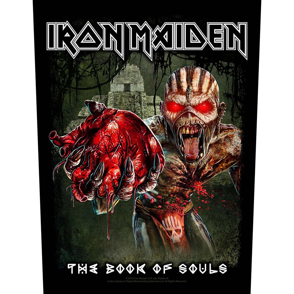 IRON MAIDEN Eddie's Heart
