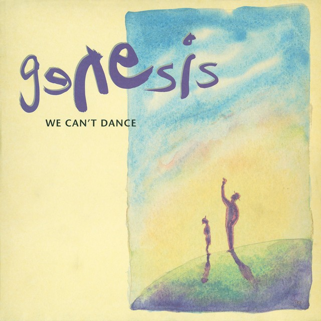 GENESIS We Cant Dance