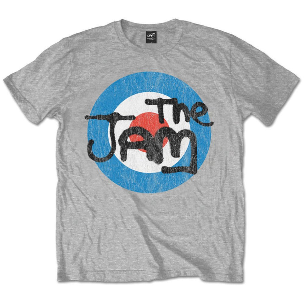 THE JAM Vintage Logo