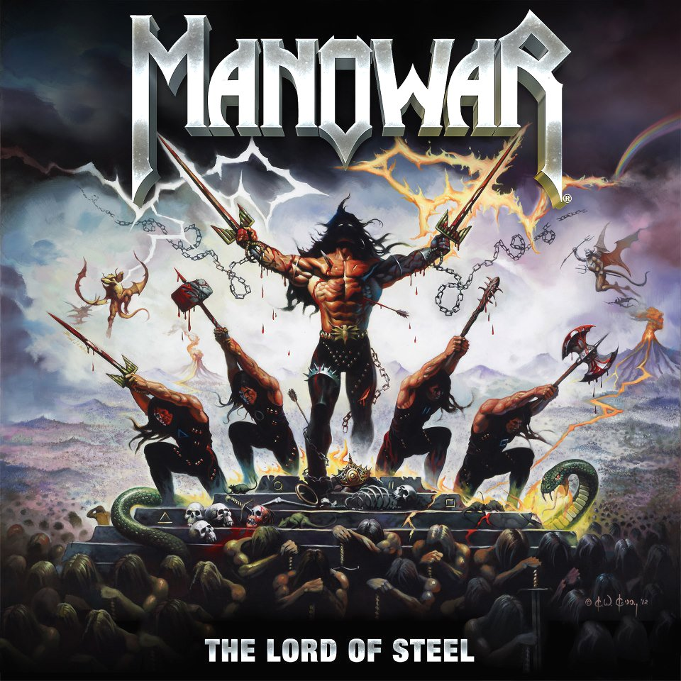 MANOWAR The Lord Of Steel