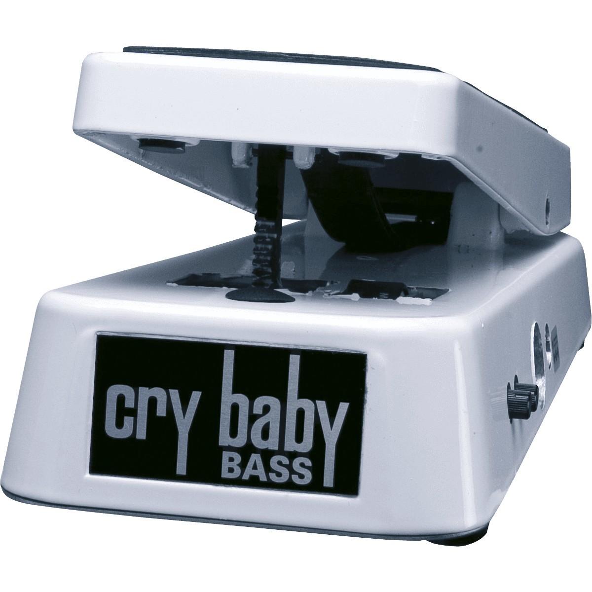 DUNLOP Cry Baby Bass Wah
