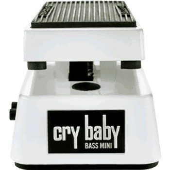 DUNLOP Cry Baby Mini Bass Wah
