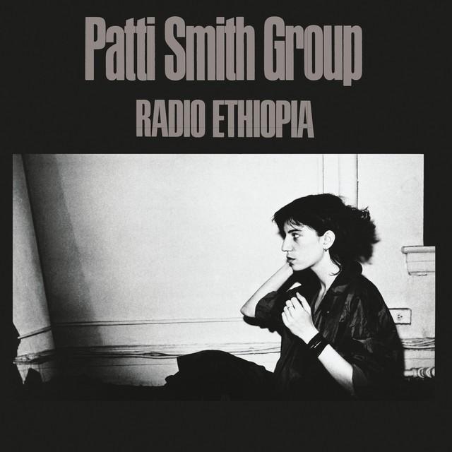 PATTI SMITH GROUP Radio Ethiopia