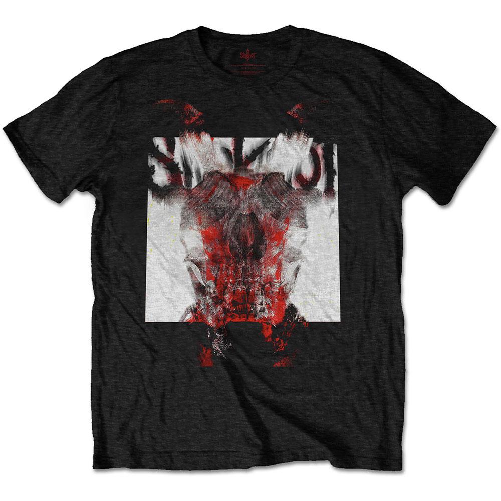 SLIPKNOT Devil Single Logo Blur