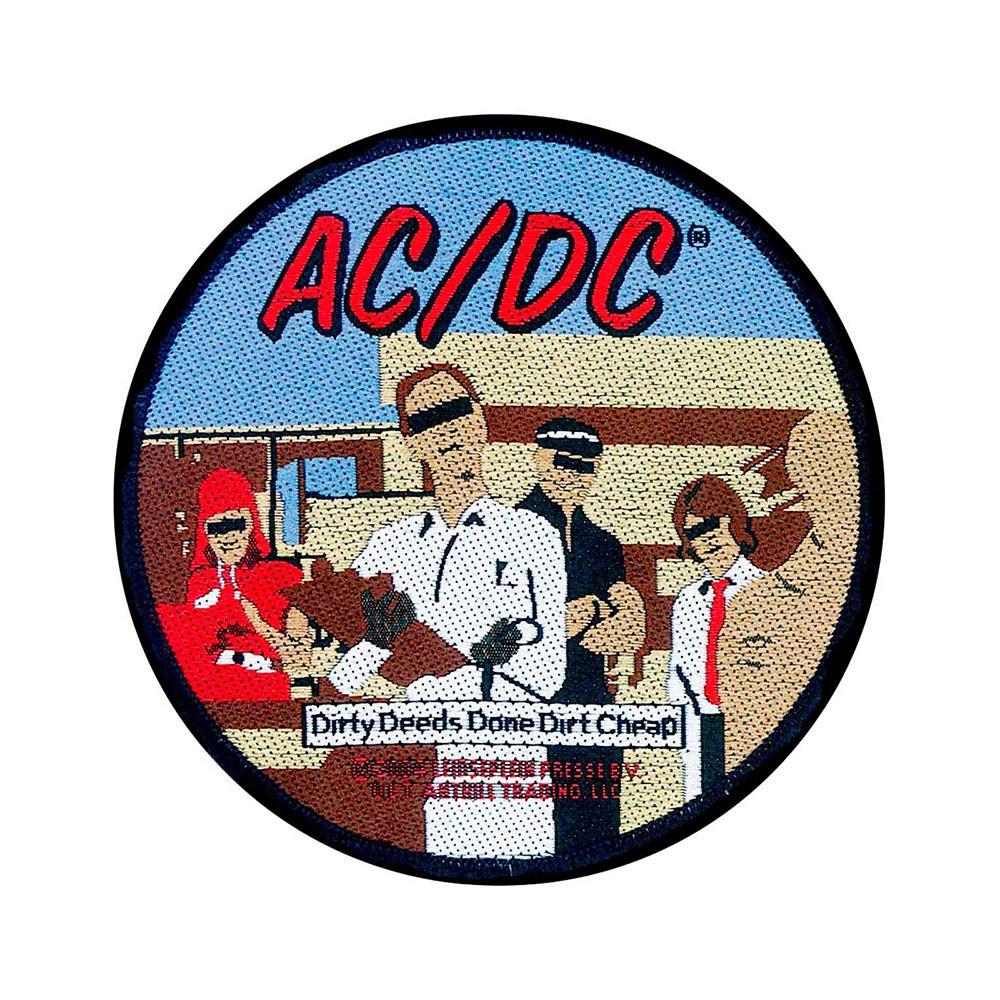 ACDC Dirty Deeds