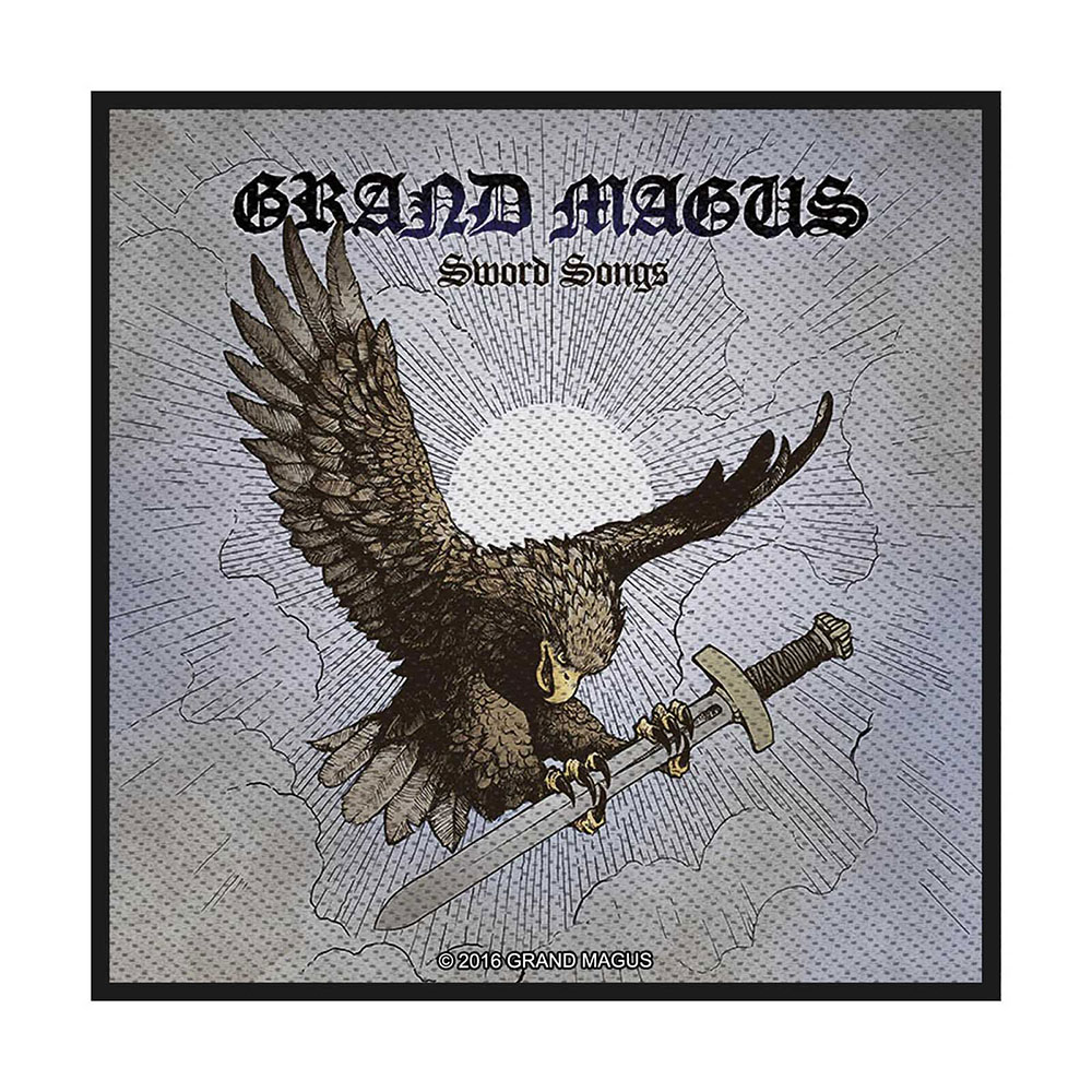 GRAND MAGUS Magus Sword Songs
