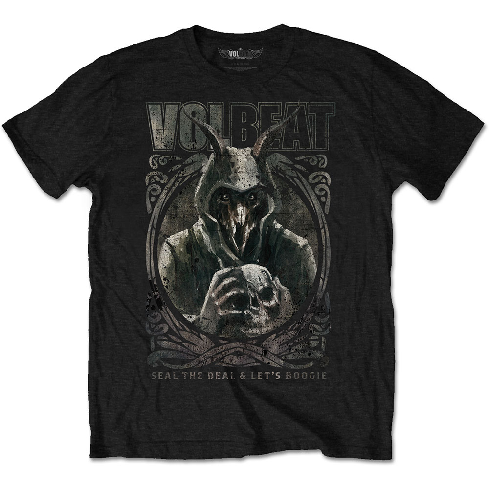 VOLBEAT Goat With Skull