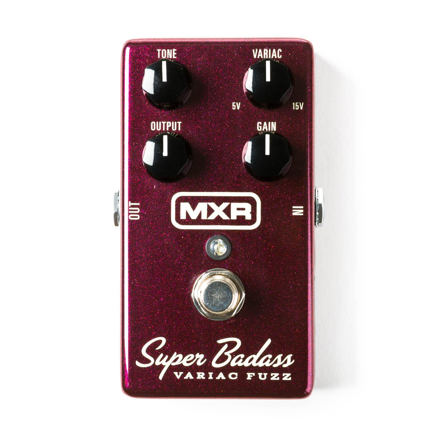 MXR Super Badass Variac Fuzz