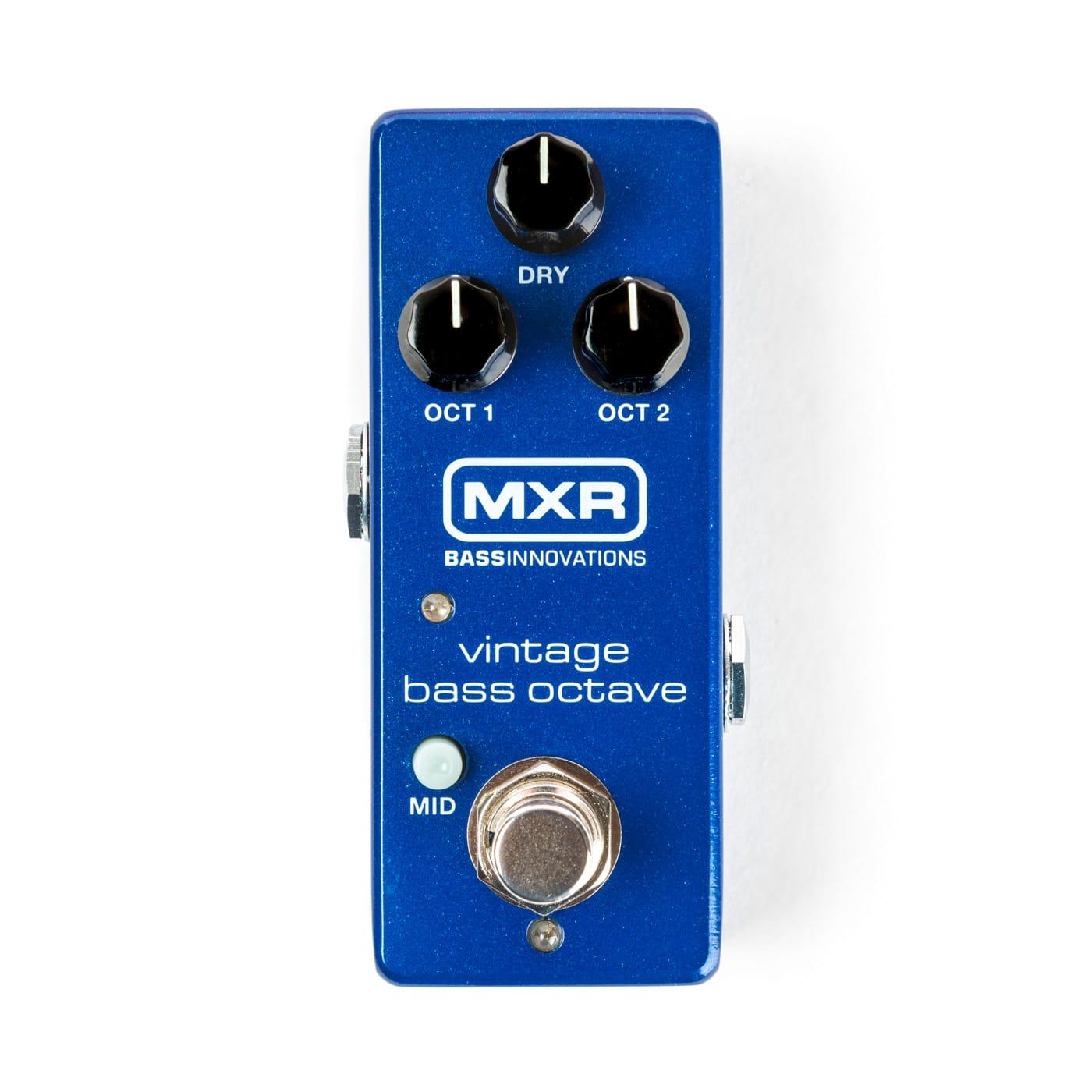 MXR Vintage Bass Octave
