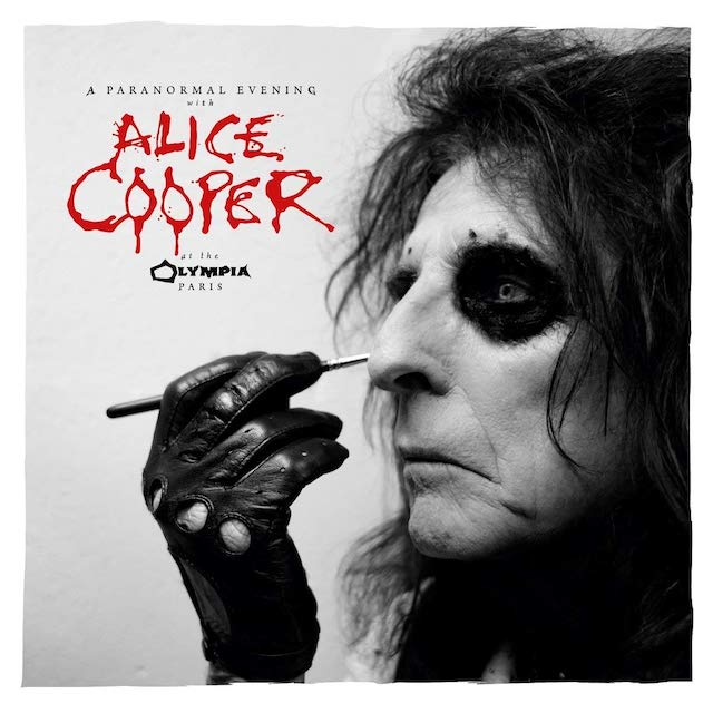 ALICE COOPER A Paranormal Evening At The Olympia Paris