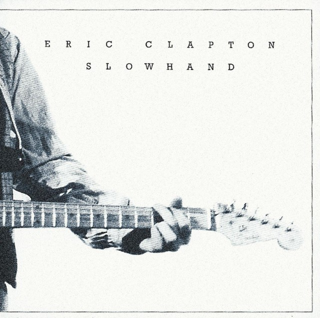 ERIC CLAPTON Slowhand