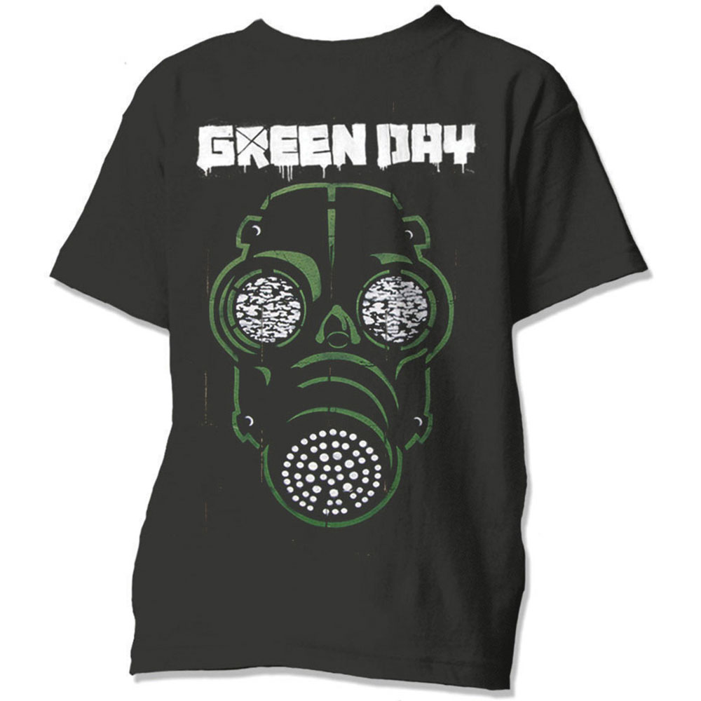 GREEN DAY Green Mask