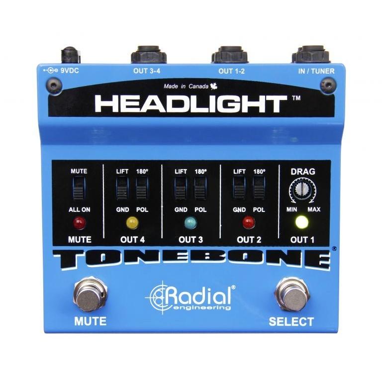 RADIAL ENGINEERING Tonebone Headlight