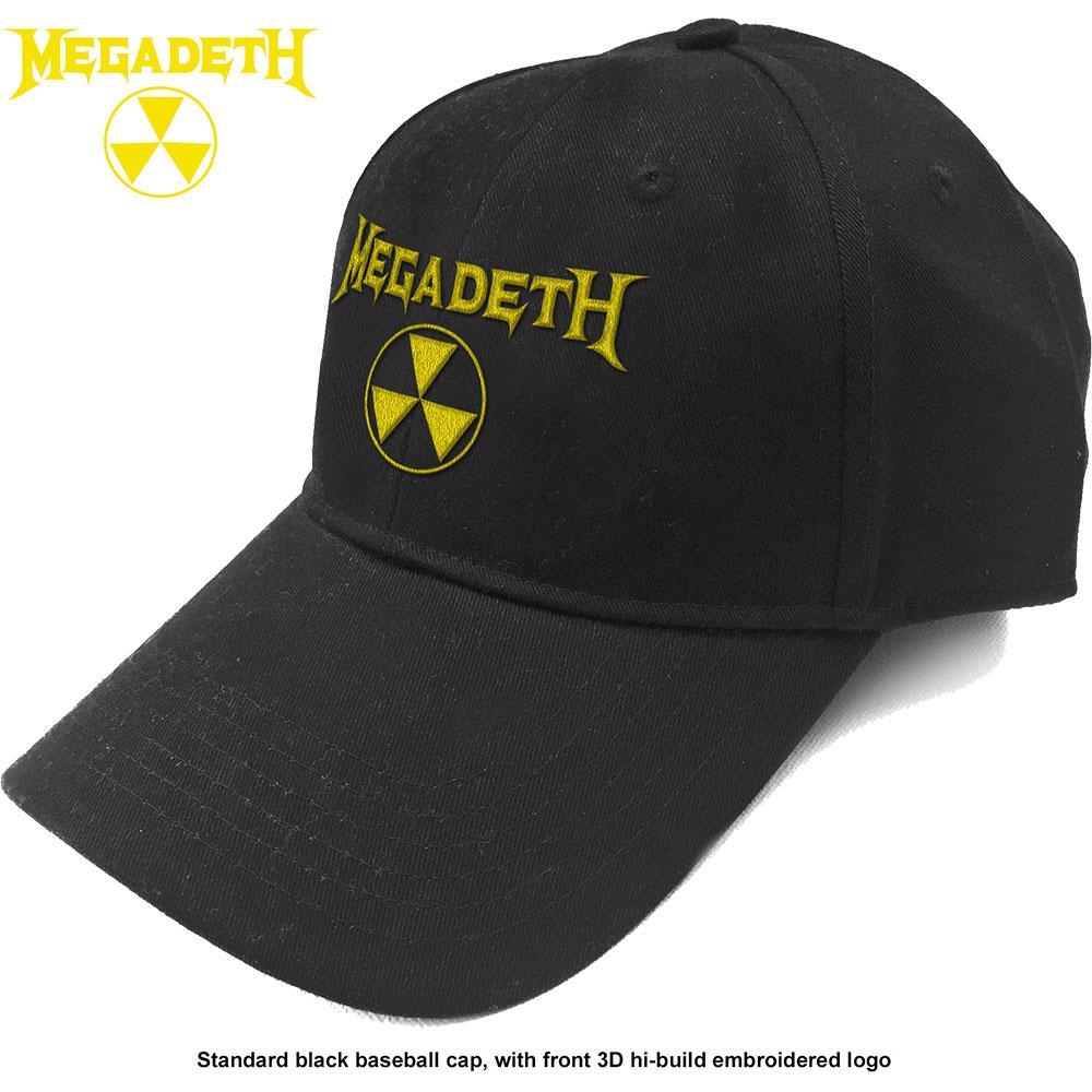MEGADETH Hazard Logo