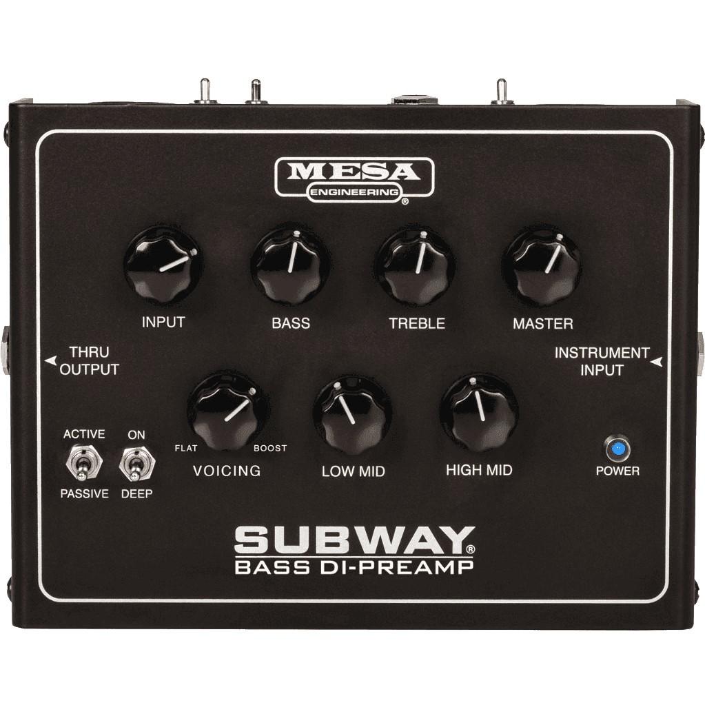 MESA BOOGIE Subway Bass DI Preamp