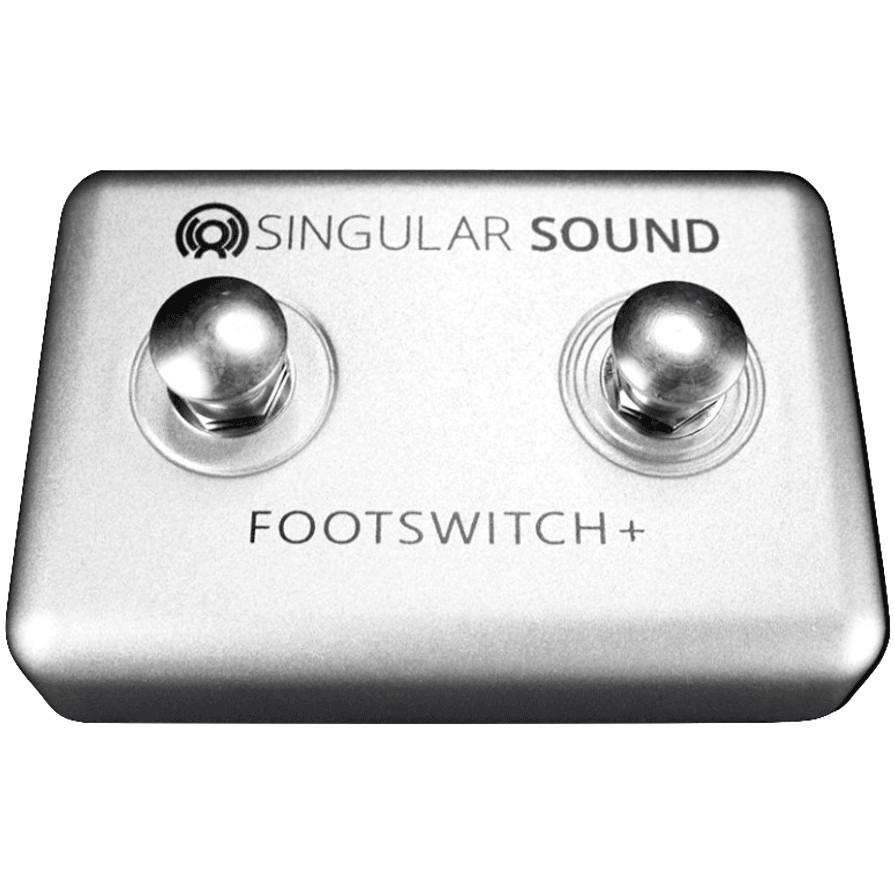 SINGULAR SOUND Footswitch+