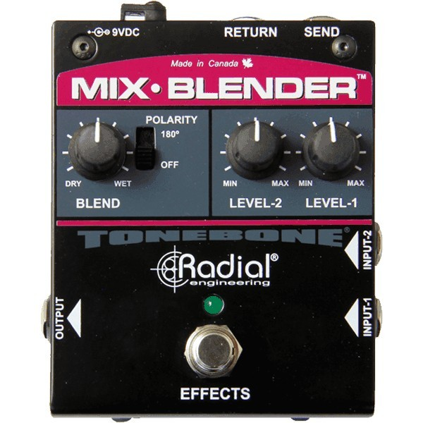RADIAL ENGINEERING Tonebone Mix Blender