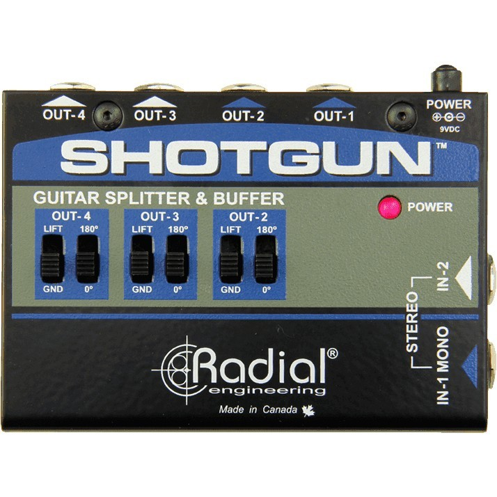 RADIAL ENGINEERING Tonebone Shotgun