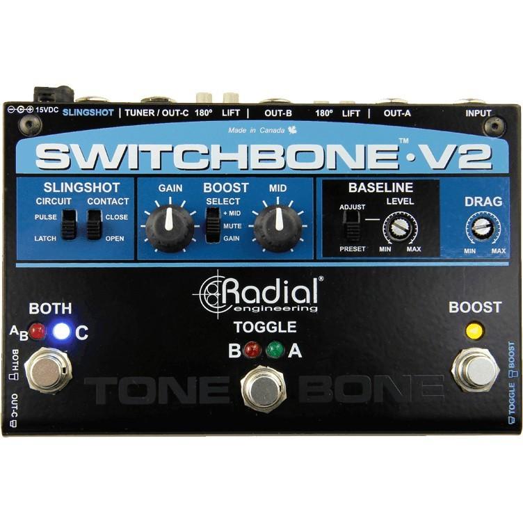RADIAL ENGINEERING Tonebone Switchone V2