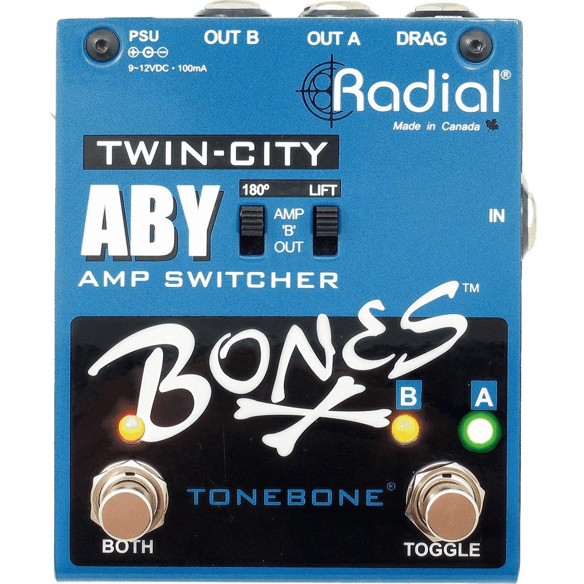 RADIAL ENGINEERING Tonebone Twin City