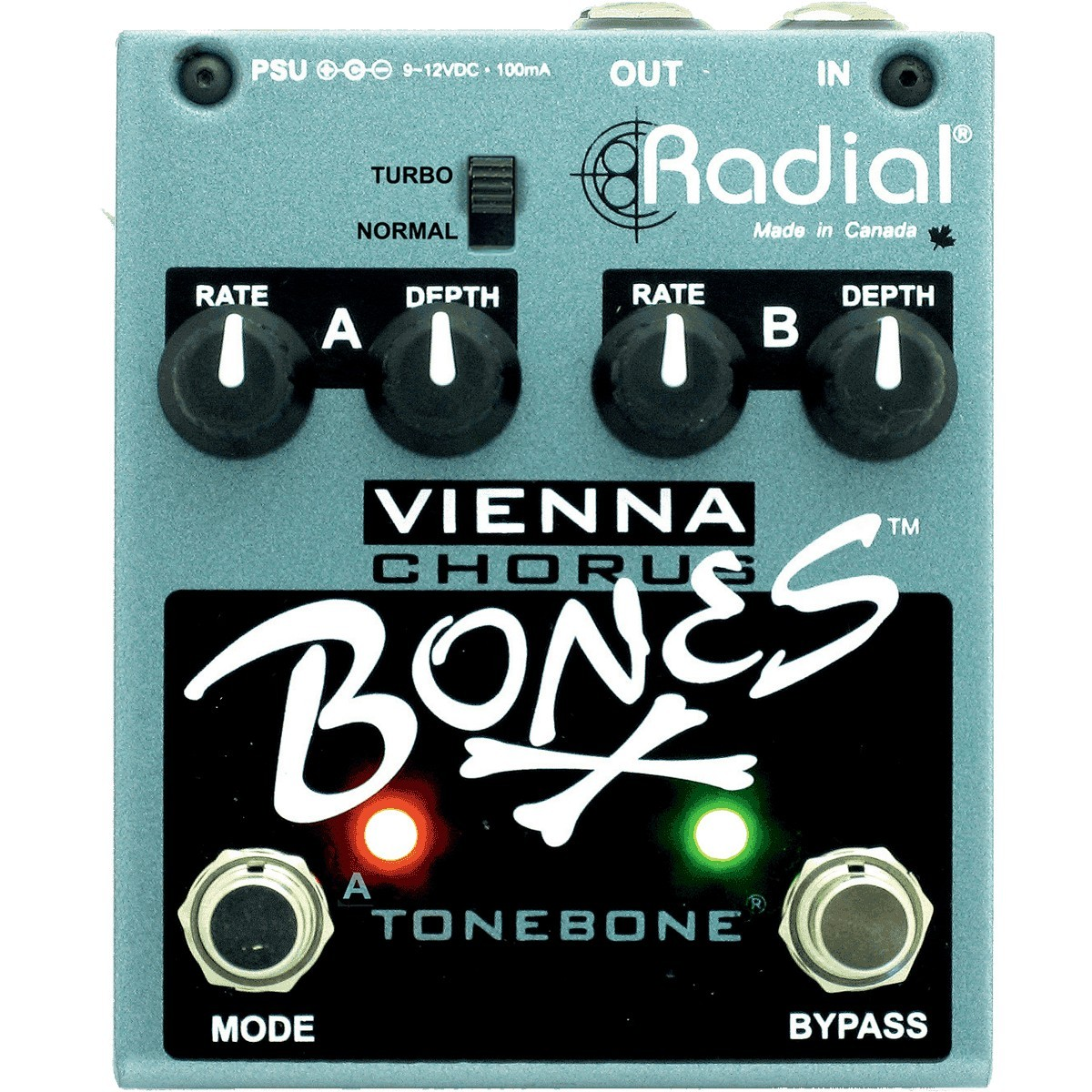 RADIAL ENGINEERING Tonebone Bones Vienna