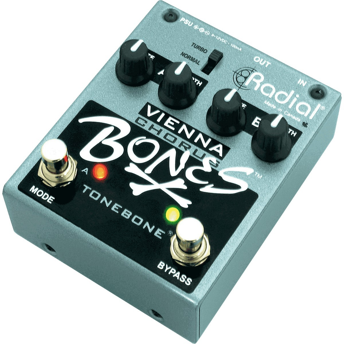 RADIAL ENGINEERING Tonebone Bones Vienna