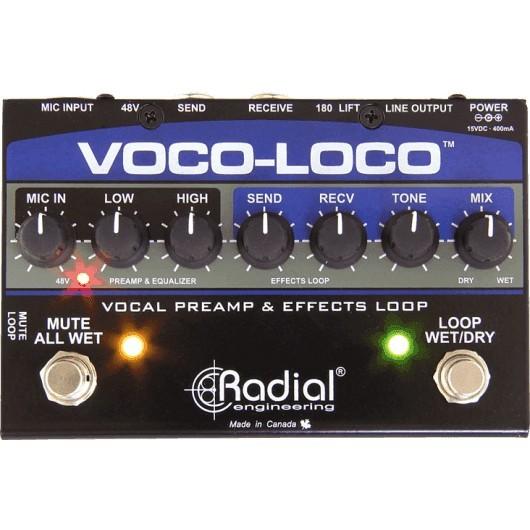 RADIAL ENGINEERING Tonebone Voco Loco