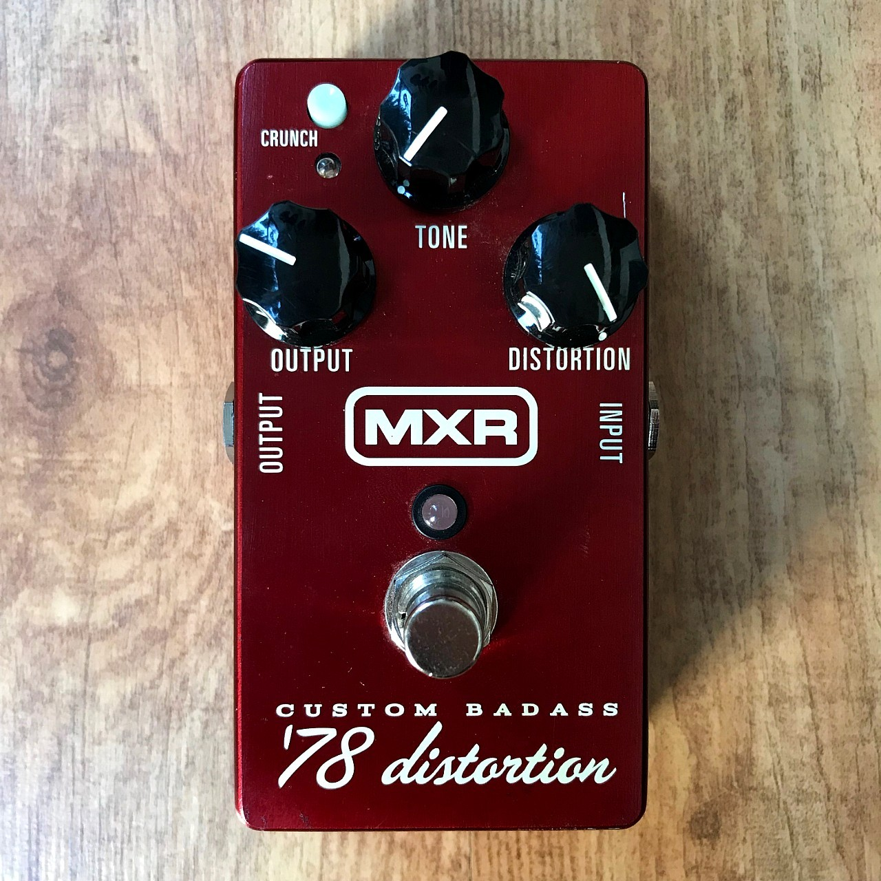 MXR Custom Badass 78 Distortion
