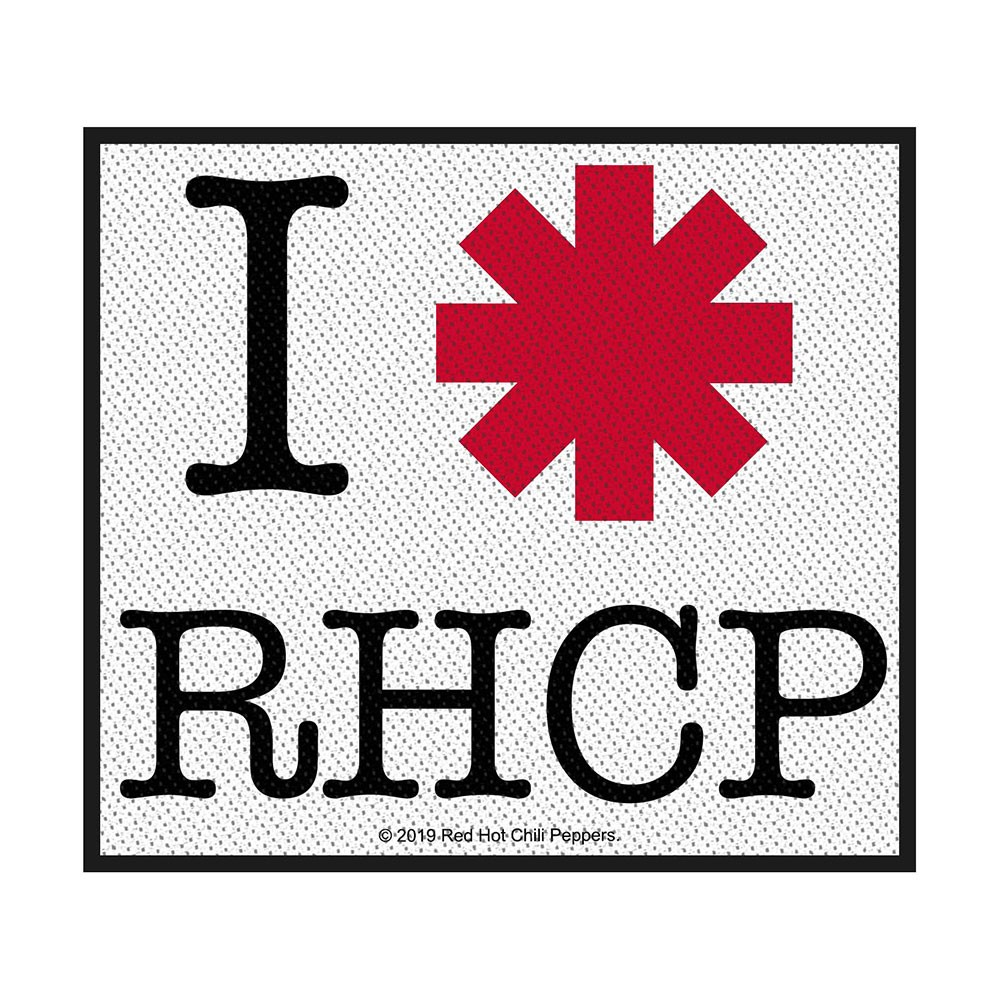 RED HOT CHILI PEPPERS I Love RHCP